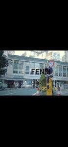 ☆Fendi広告動画ヘアメイク☆
