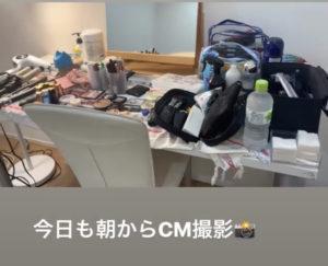 ☆CM撮影ヘアメイク☆